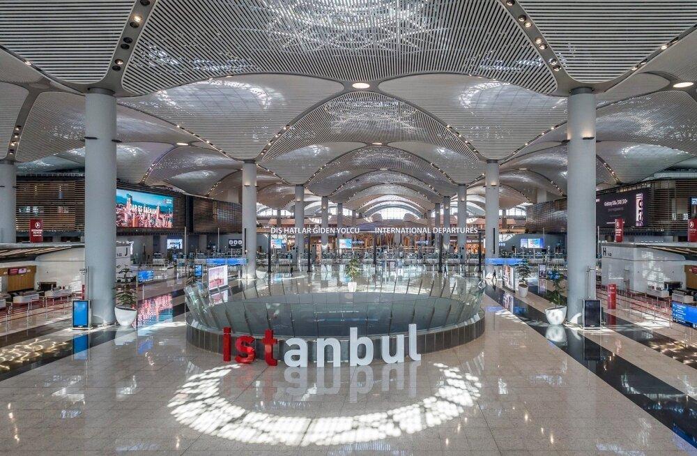 Istanbuli lennujaam