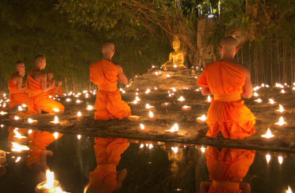 Intervjuu budistliku laamaga: Haarake kinni igast võimalusest koguda tarkust