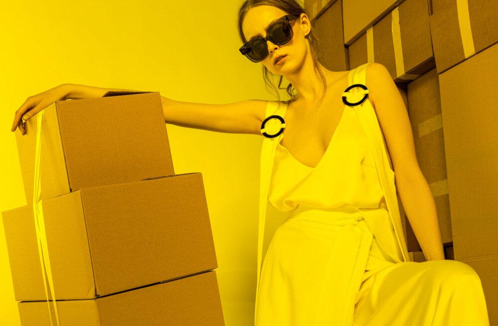 FOTOD | Eristuvad detailid ja minimalistlik käekiri : Moebrändi KÄT suvekollektsioon üllatab värvidega