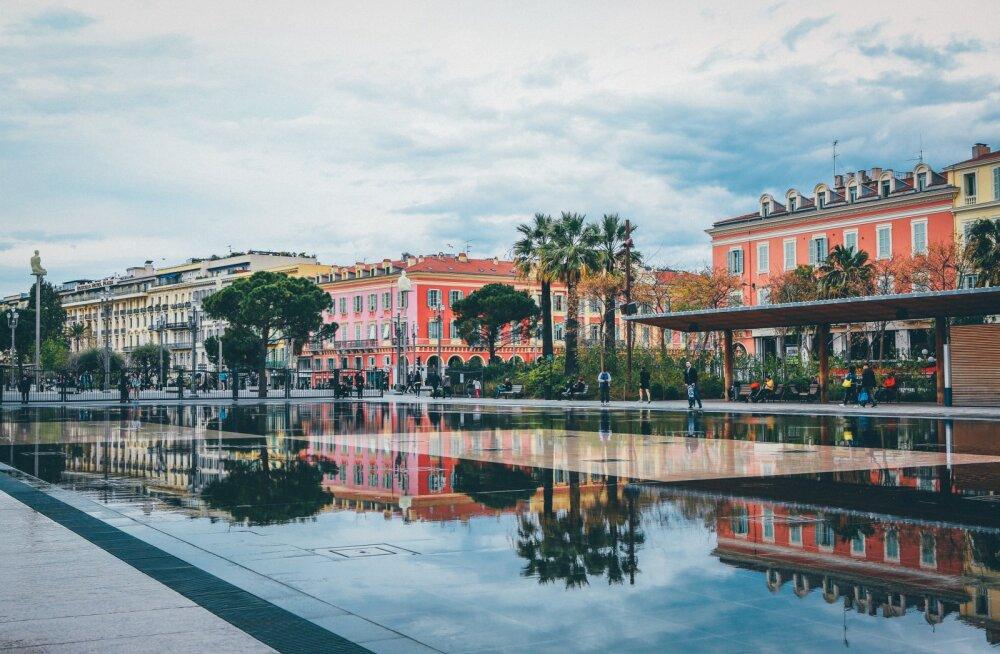 Puhka Lõuna-Prantsumaal: edasi-tagasi lennud Tallinnast ja Helsingist Nice'i alates 78€