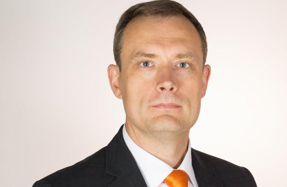 Председателем правления Elektrum Eesti стал Андрус Лийванд