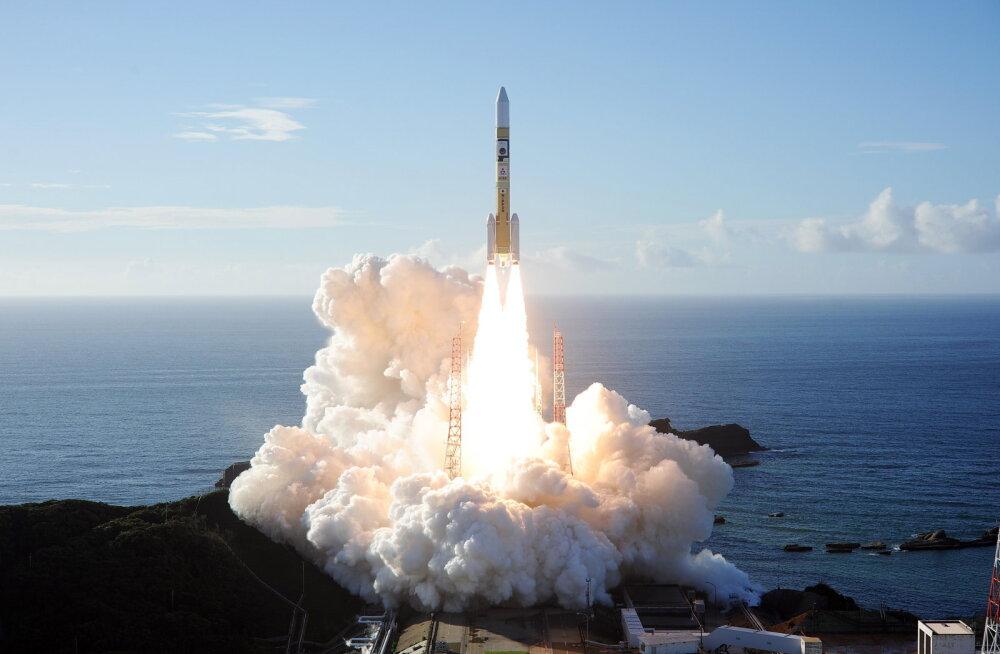Araabia Ühendemiraadid saatsid edukalt teele araabiamaailma esimese Marsi-sondi