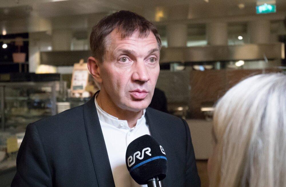 KOV Tegus Tallinn ja Savisaare valimisliit valimispidu 15.10.2017