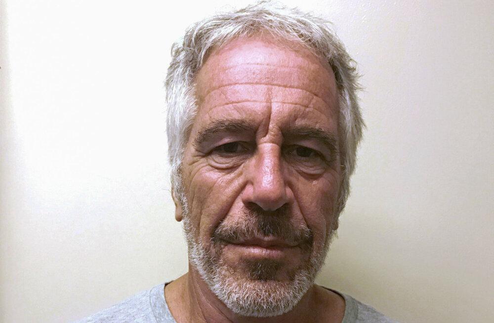 Miljardär Jeffrey Epstein leiti vanglast surnuna