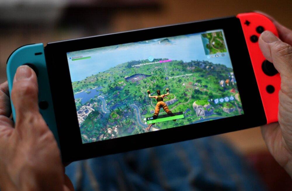 """""""Puhata ja mängida"""": Uus Nintendo Switch on palju olulisem kui me oskasime arvata"""