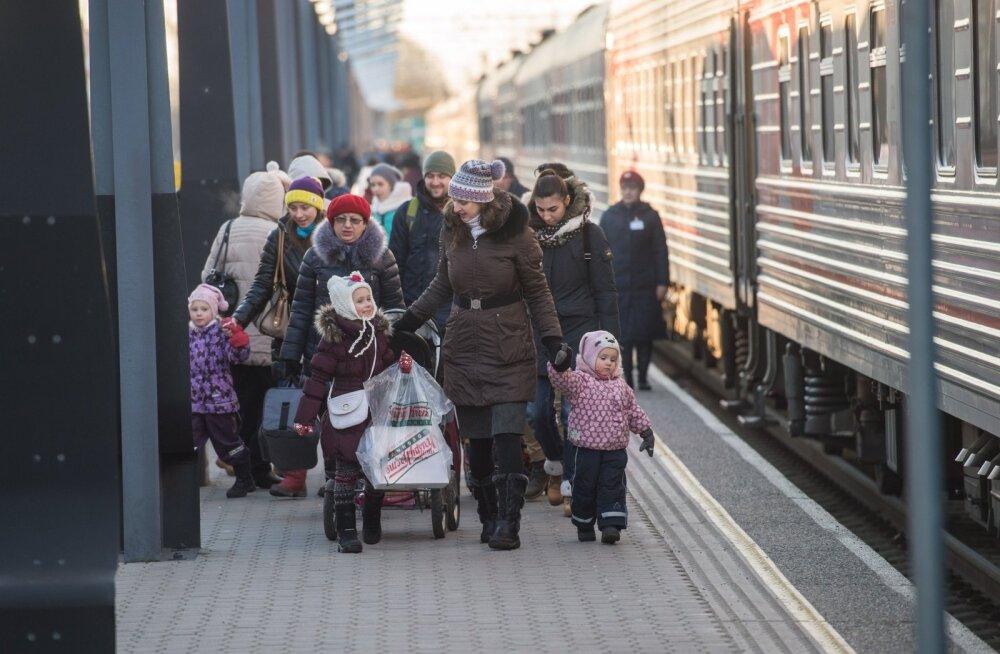 Uuring selgitas neli peamist põhjust, miks Vene turistid Eestisse tulevad