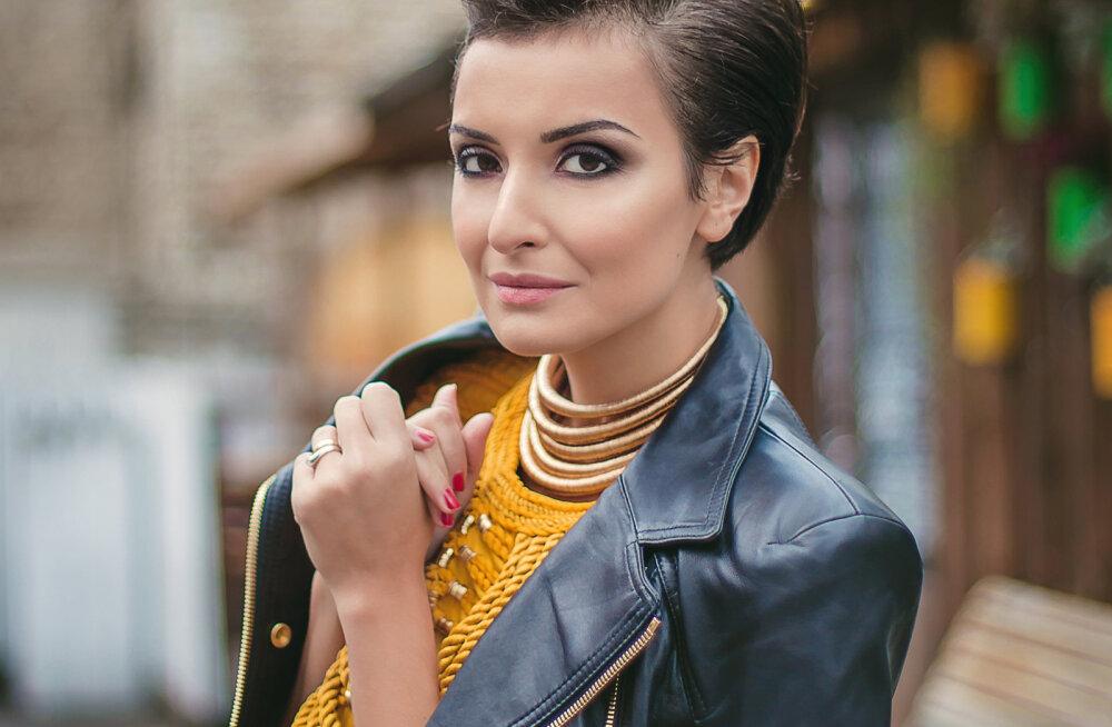 Интервью Delfi: Блогер Лусинэ Аянян о марке Balmain для H&M и о том, как ее нужно носить