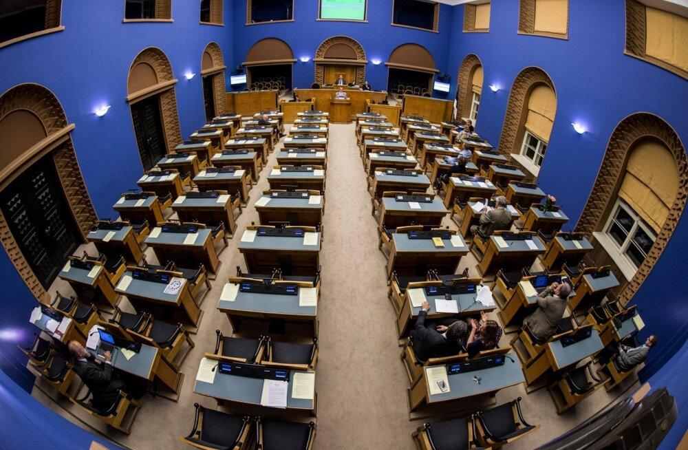 Riigikogu kantselei juurde luuakse Arenguseire Keskus