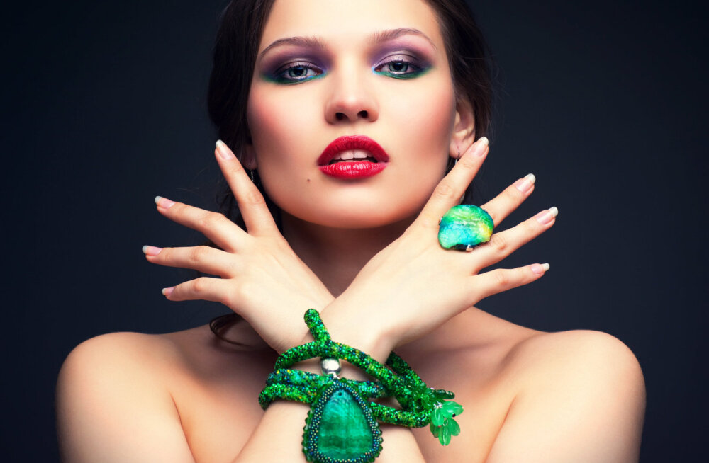 Väe allikad: kristallid, mis annavad sisemist jõudu ja energiat