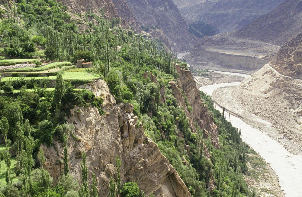 Власти Пакистана решили превратить страну в туристический рай