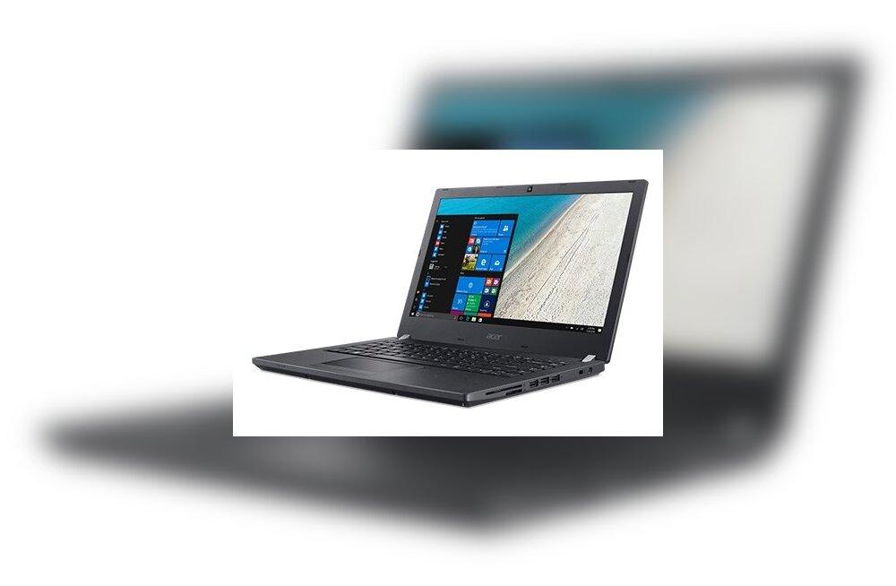 TEST: Aceri sülearvuti TravelMate P449 – igati korralik töömasin