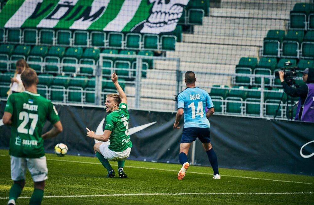FC Flora - Beer-Sheva Hapoel