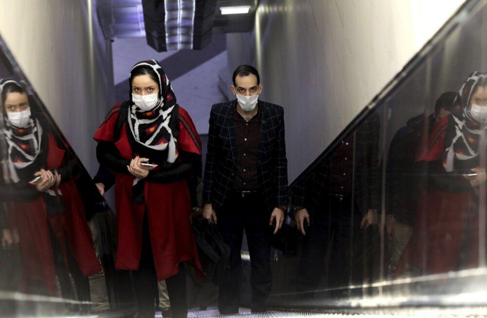 Iraani linn teatas 50 inimese surmast koroonaviiruse sealses epitsentris