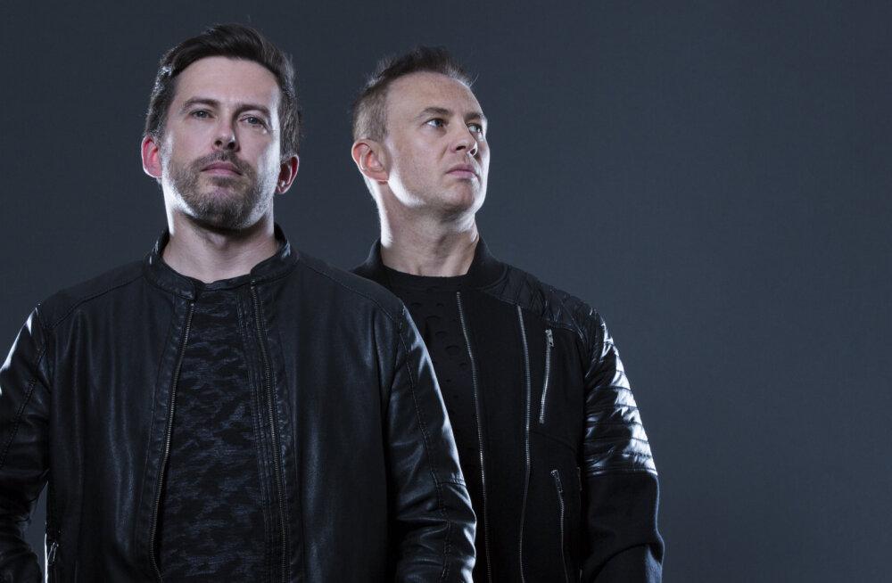 Suurbritannia trummi ja bassi täht Matrix & Futurebound esineb täna Tallinnas