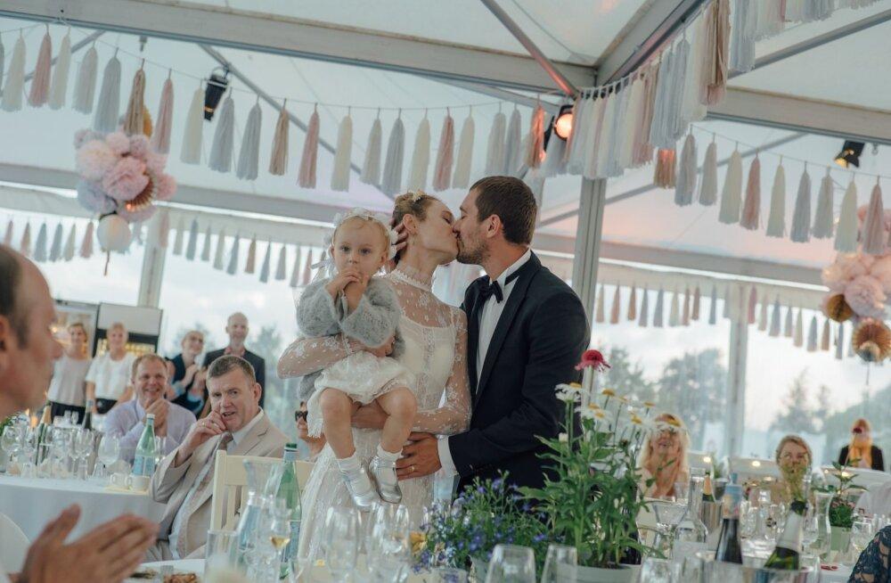 Anni Arro ja Marko Erlachi pulmad