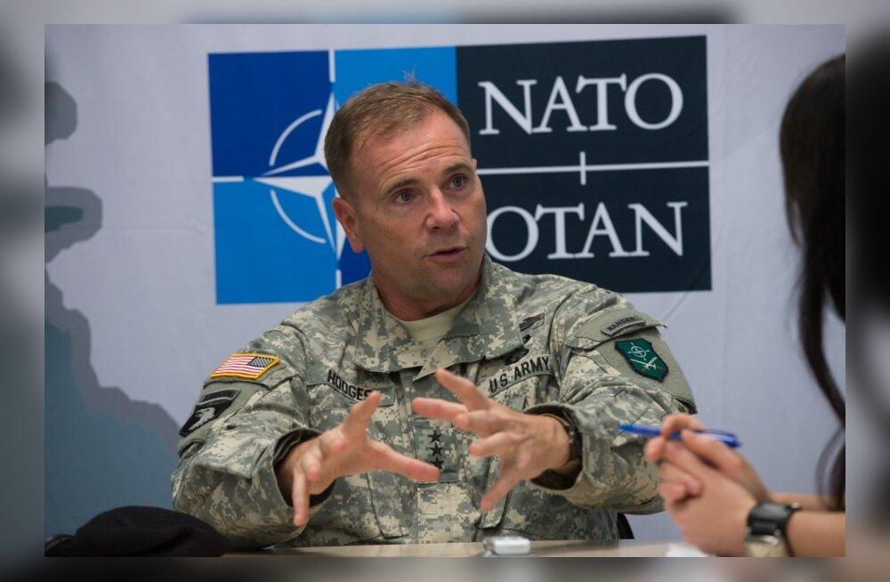 USA maavägede juhataja Euroopas: Venemaa ei ähvarda sõjaliselt praegu kedagi peale Ukraina