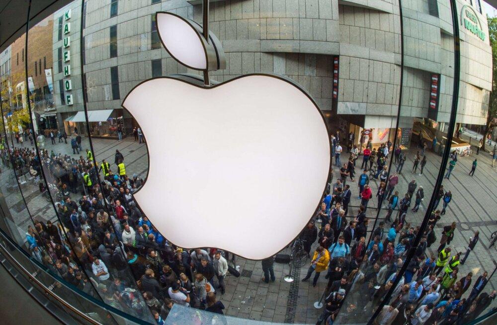 Kõlakas: tänavuse iPhone'i ekraan on nii tundlik, et lisab uusi näppimisnippe