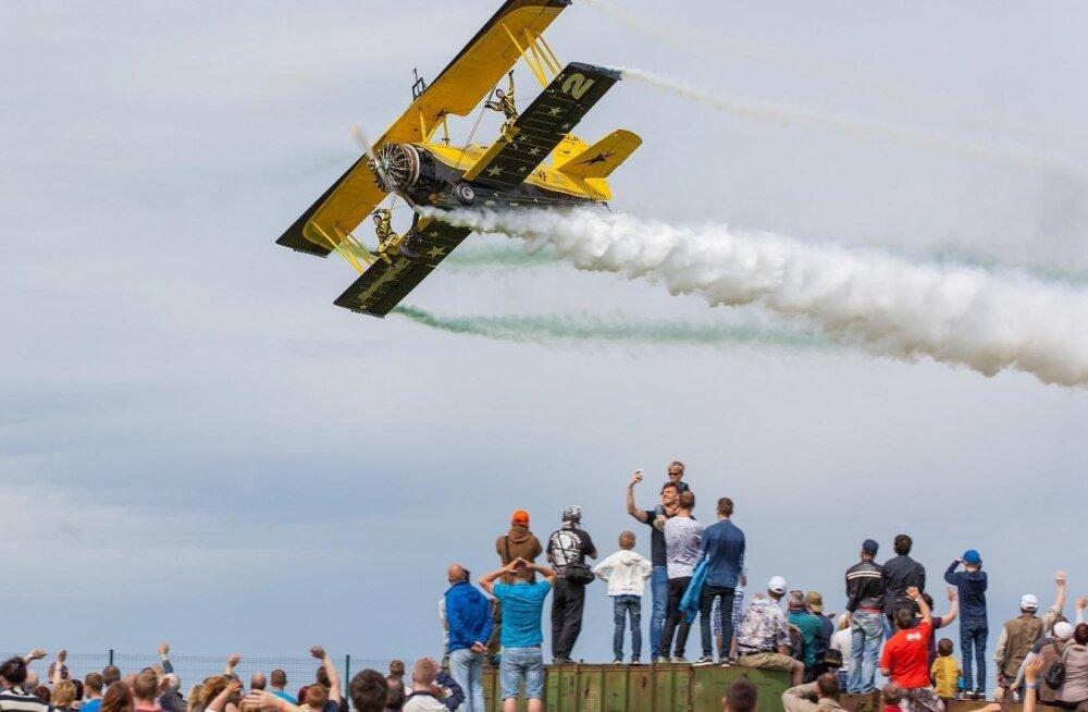 Visit Estonia soovitab nädalavahetuseks: Baltikumi suurim lennundusüritus ja 24 tundi torupillimängu