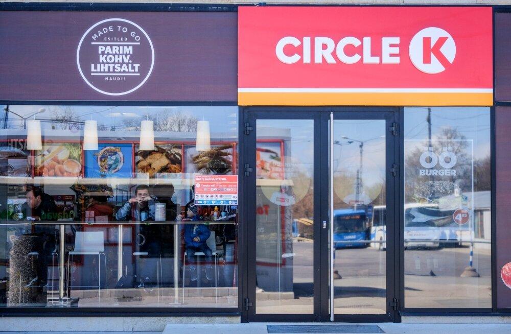 Circle K Balti Jaamas