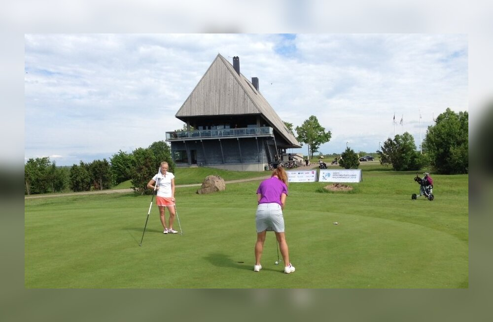 golf, jõelähtme
