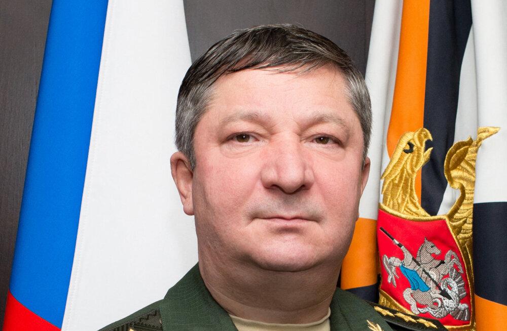 Vene kindralstaabi ülema asetäitjat süüdistatakse ligi 100 miljoni euro riisumises