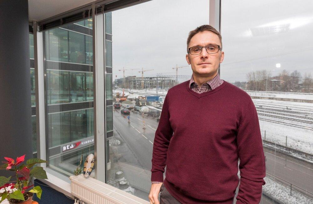 Colliers Internationali kinnisvaravahendusfirma partner Margus Tinno peab Eesti probleemiks seda, et kaubanduskeskuste poodide valik on liiga ühesugune.