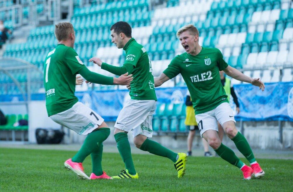 FC Flora vs FCI Tallinn