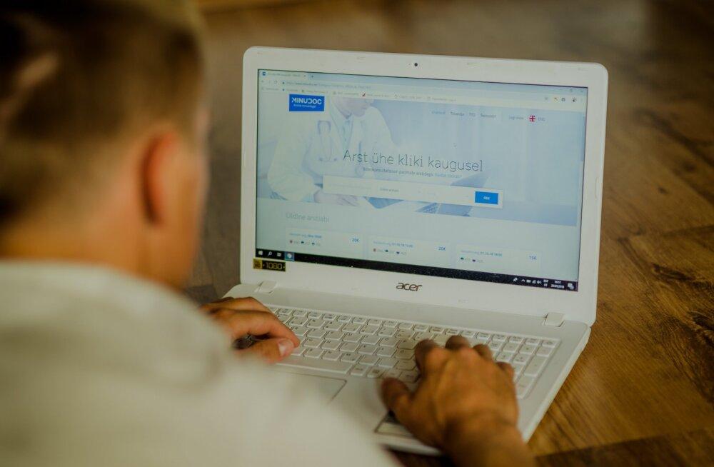 Virtuaalapteegi austajad - Eestis elavad välismaalased ja välismaal elavad eestlased