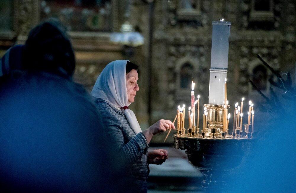 Россиский патриарх Кирилл утвердил специальную молитву против коронавируса