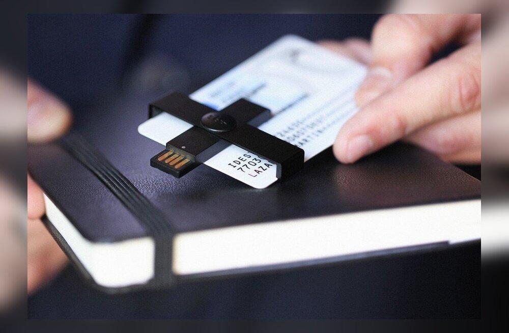 Eestlased arendasid uudse ID-kaardi lugeja +ID (sobib neile, kes palju reisivad)
