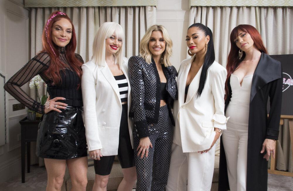 KUUM KLÕPS   Ohtlik! Pussycat Dollsi liikmete esinemiskostüümid paljastasid rohkem kui oleks pidanud