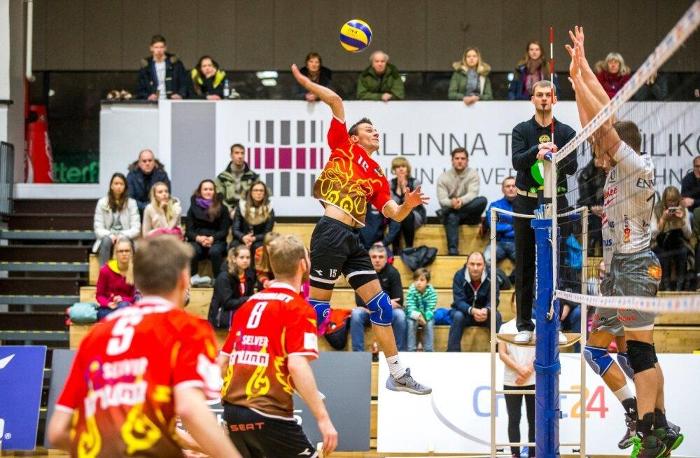 TTÜ vs Tallinna Selver