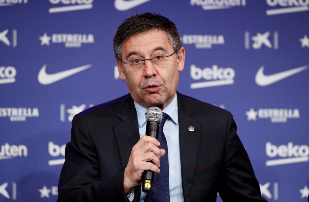 FC Barcelona president lubab lähipäevil muudatusi: mõned otsused on juba tehtud, mõned ootavad ees