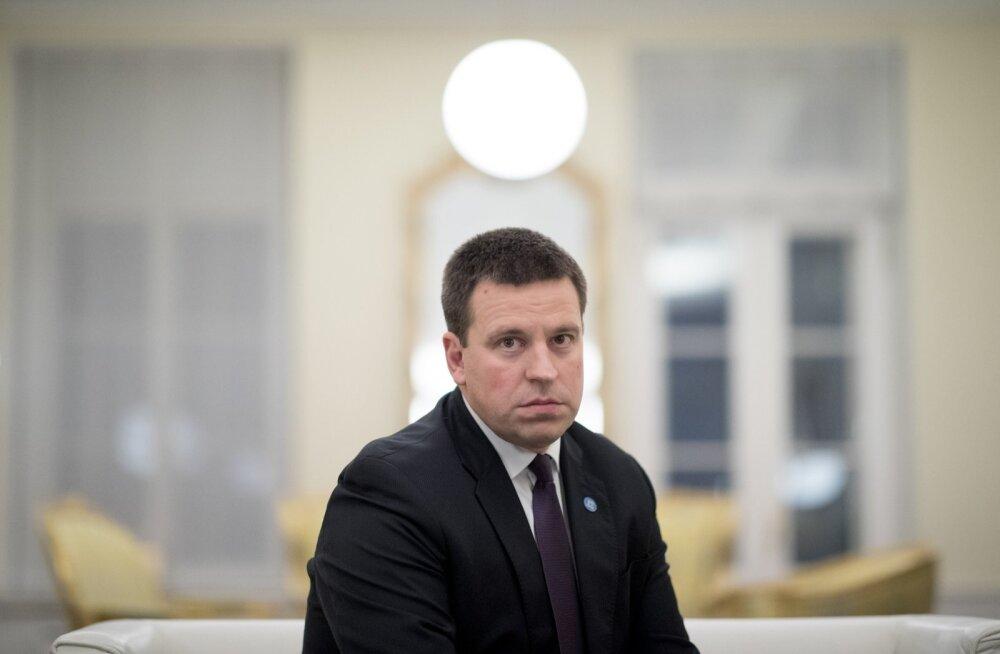 Jüri Ratas 27.november
