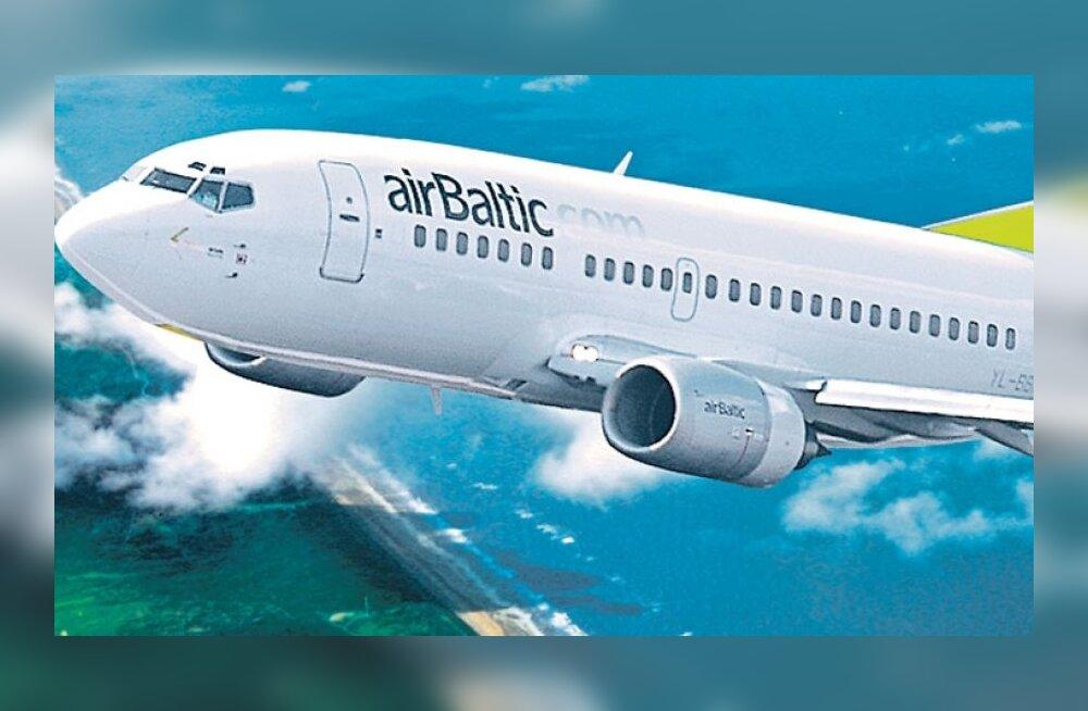 Самолеты airBaltic могут арестовать в российских аэропортах