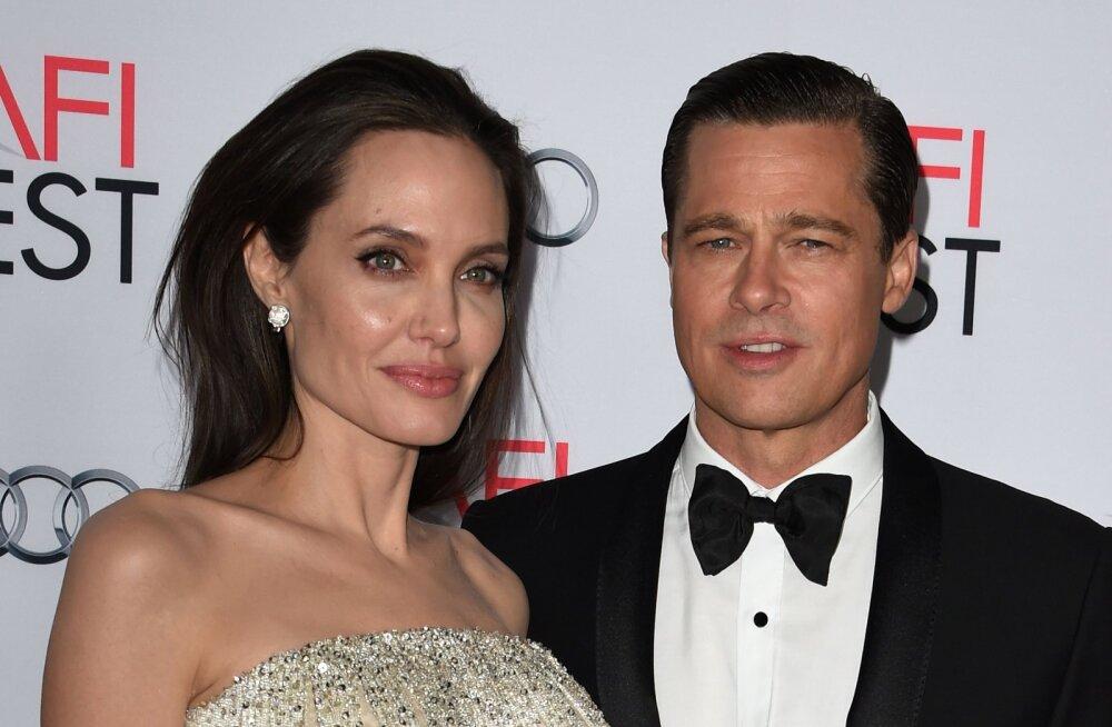 Lõpuks rahu majas? Brad Pitt ja Angelina Jolie jõudsid laste osas kohtuvälisele kokkuleppele