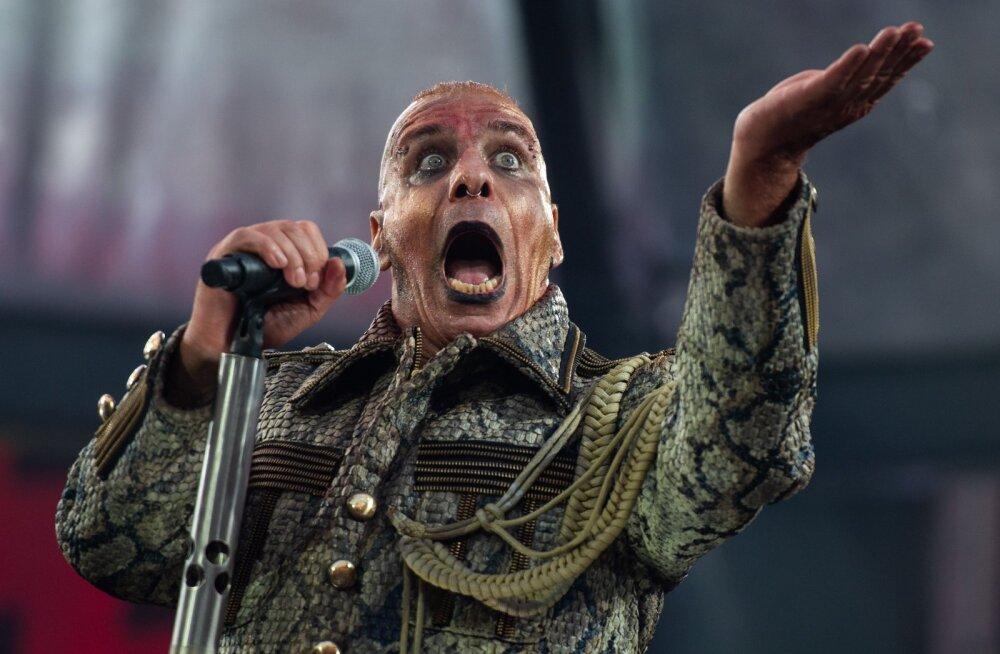 Rammsteini sel suvel ei näe! Tõnis Lukas: suure publikuga üritused jäävad sellel suvel ära