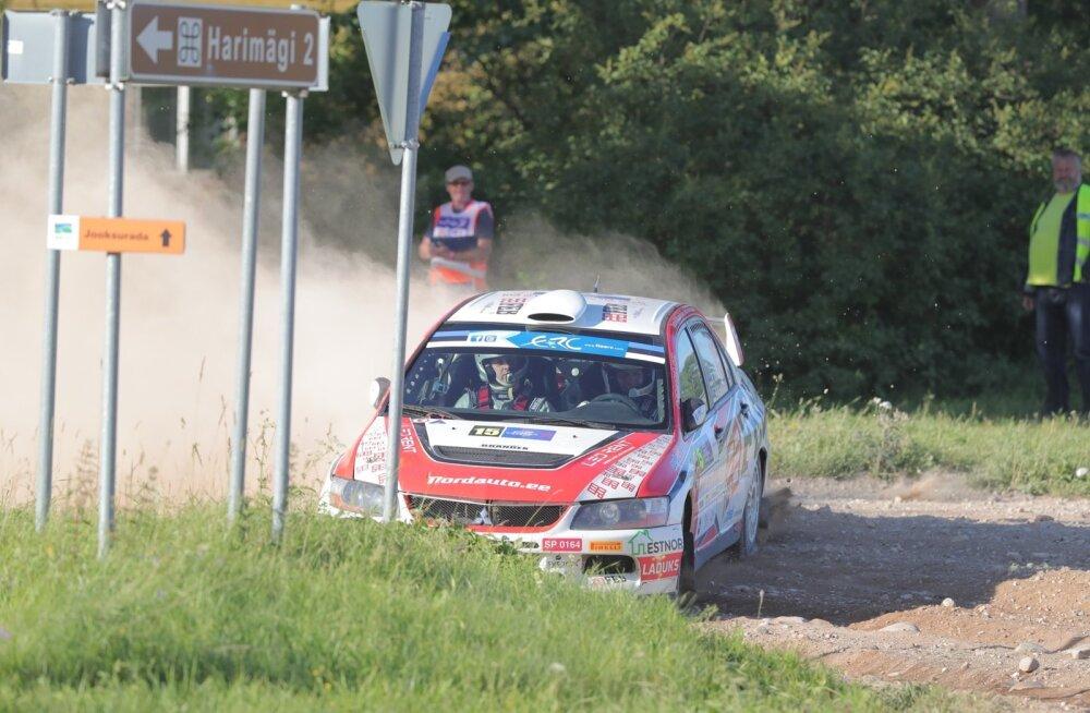 Poodiumikonkurentsi tõusnud Rainer Aus: on jälle, mille nimel sõita!