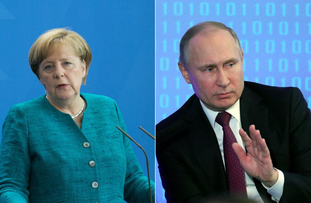 Toomas Alatalu: Putin käis Euroopas pruuti tantsitamas ja Merkelile kaarte avamas