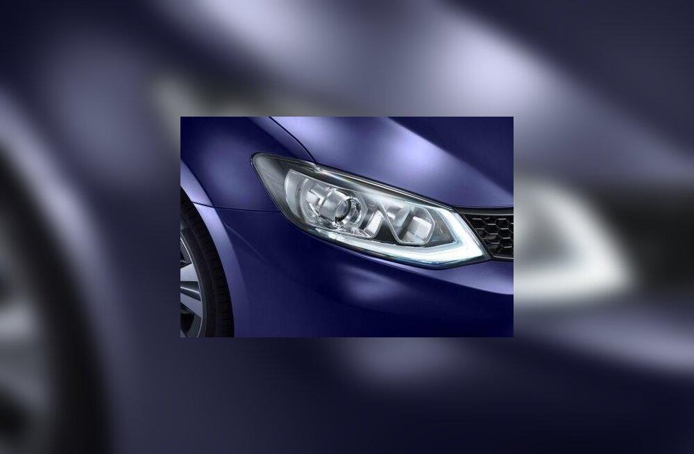 Nissani uus kompaktauto Pulsar on just selline sõiduk, millised Eestis hästi müüvad
