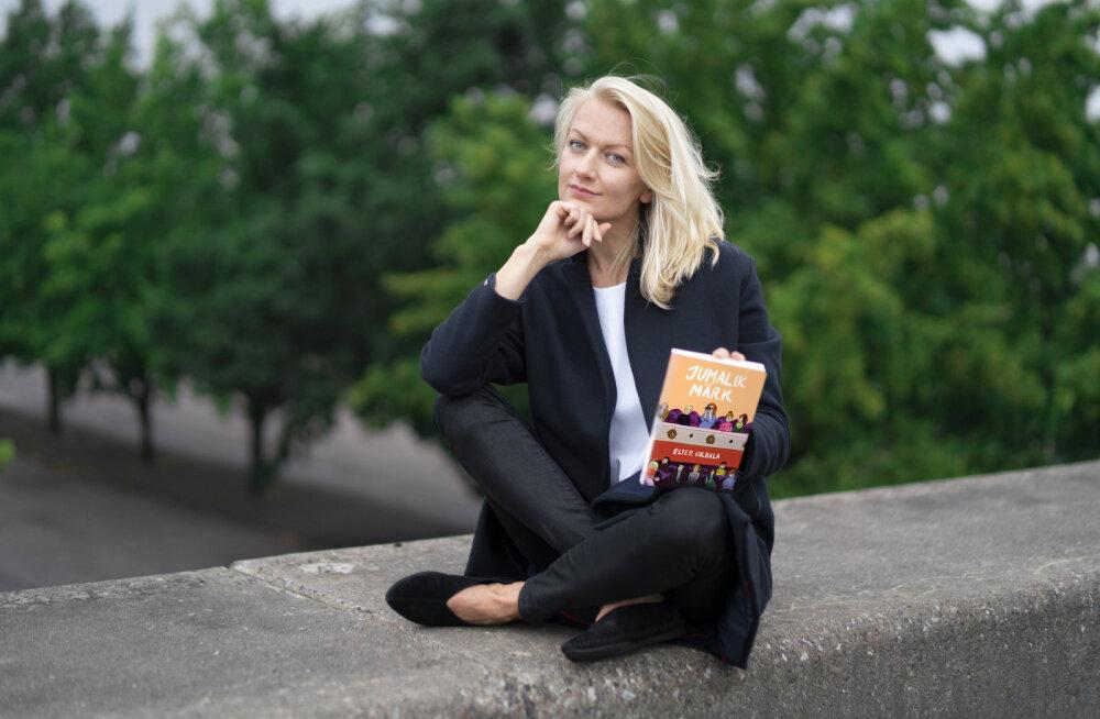 """Alkeemia lugemisnurk: katkend Ester Urbala debüütnovellikogust """"Jumalik märk"""""""