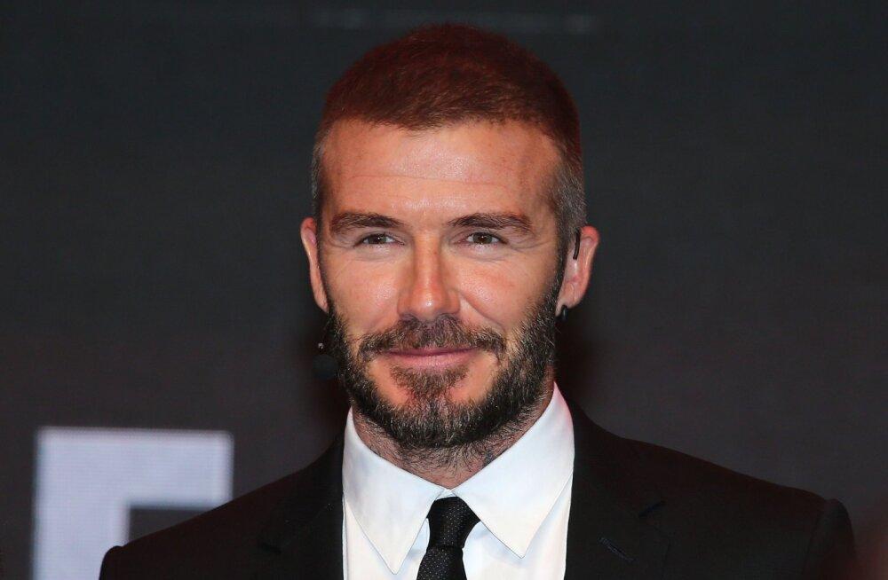 Hea turundus tasub ära: Beckham ja Ritchie jõudsid eestlaste iglusaunani läbi Facebooki postituse