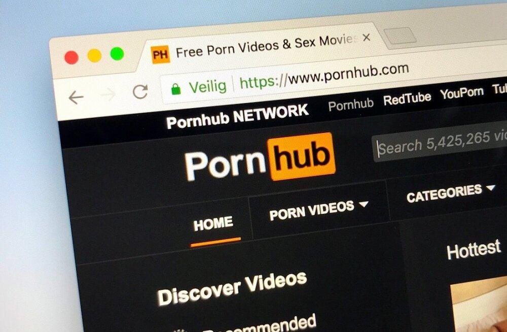 Pornhub aktsepteerib nüüd maksemeetodina krüptovaluutat Tether