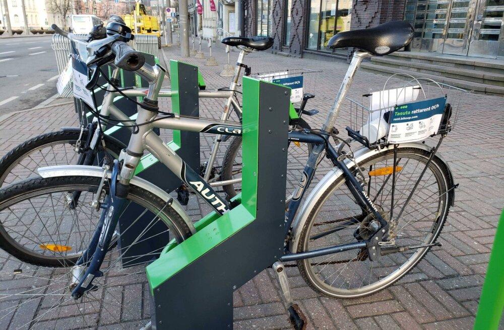 Ühistranspordi asemel tasuta jalgratas? Mart Helme ettepanek hakkab juba teoks saama