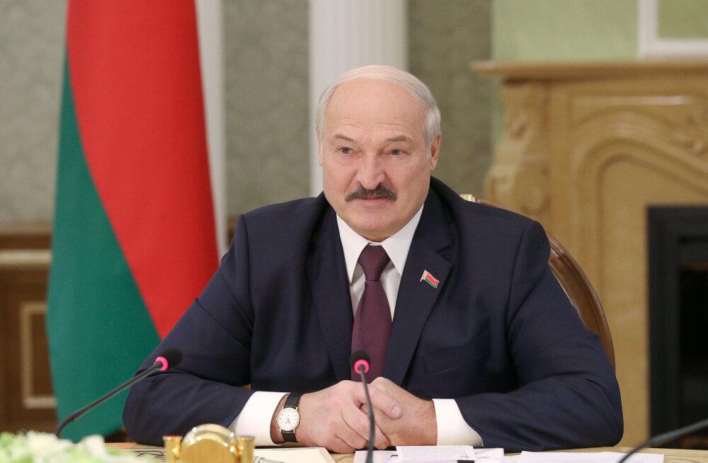 Лукашенко поздравил Эстонию с Днем независимости и предложил углубить торговое сотрудничество