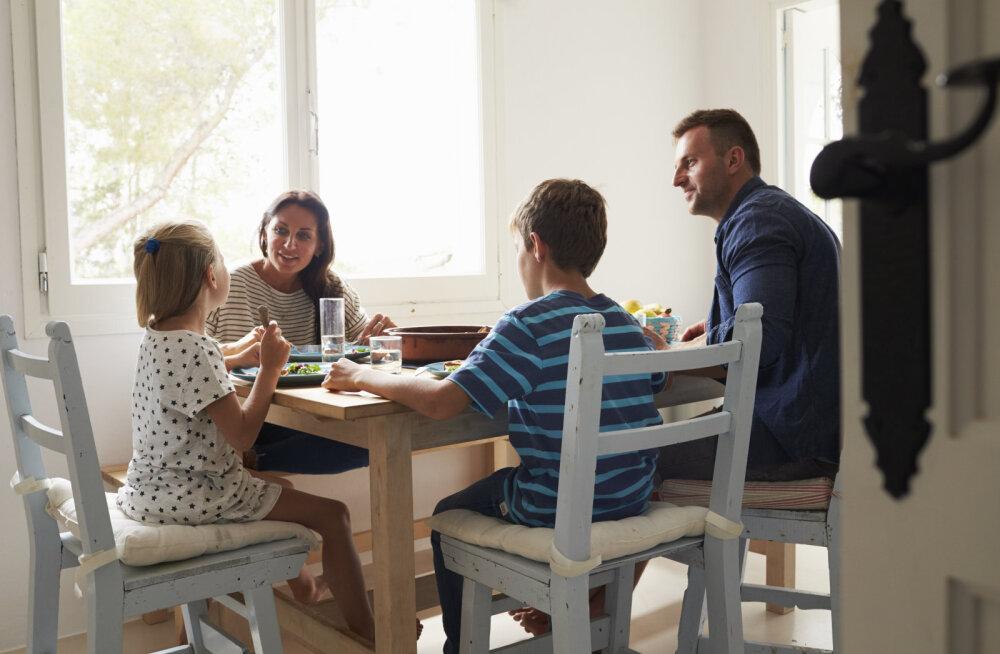 Ideaalse kaalu võti: kas võime ülekaalus tõesti oma vanemaid süüdistada?