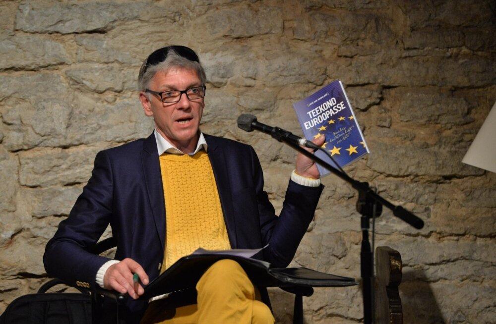 Indrek Tarand ei soovi enam, et tema teekond Euroopasse võtaks suuna Euroopa Parlamendi poole.