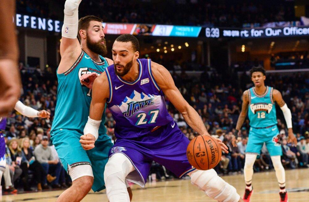 Korvpalliliiga NBA peatas koroonaviiruse tõttu hooaja