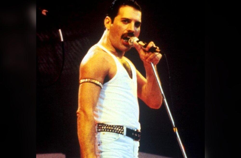20 aastat Freddie Mercury surmast - huvitavaid fakte legendi elust