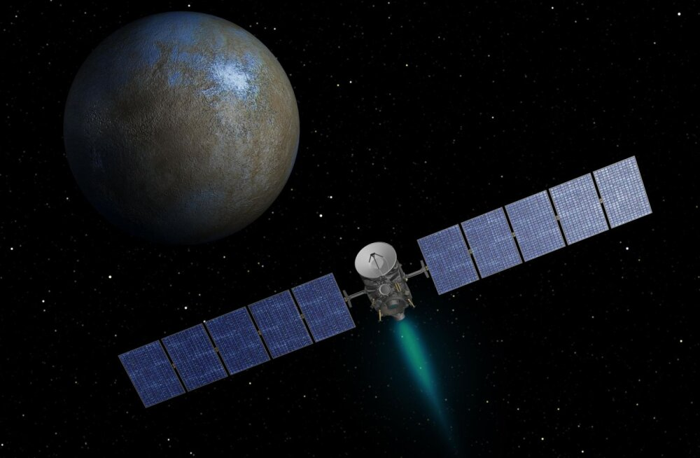 Raske nädal: järjekordne NASA missioon sai lõpu